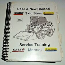 New Holland Case Skid Steer Loader Service Training Manual L213-C238 SR130-TV380