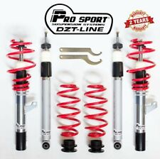 Pro Sport DZT Coilovers Seat Altea 5P 1.2 TSi, 1.4 TSI, 1.6, 1.8 04-15