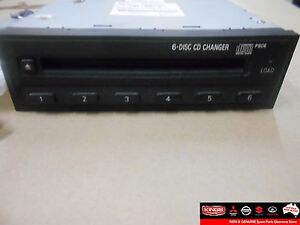 New Genuine Mitsubishi 6 Stack CD Player #MR935610