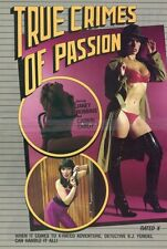 TRUE CRIMES OF PASSION Movie POSTER 27x40 Carnal Candy Leo Ford Missy Howard