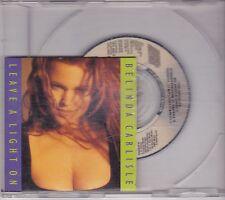 Belinda Carlisle-Leave A Light on 3 inch cd single