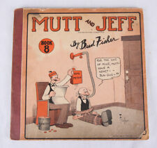Vintage Mutt and Jeff, Book 8, by Bud Fisher (1922), Good