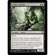 MTG TIME SPIRAL * Nether Traitor - Condition: Good