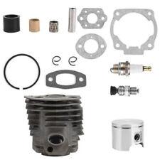 For Husqvarna 50 51 55 Chainsaw Parts Engine Cylinders Piston Gasket Intake Kit