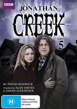 Jonathan Creek : Series 5 (DVD, 2014) Region 4 Brand New