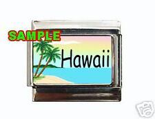 Hawaii #1Custom Italian Charm cute! tropical vacation