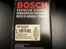 Bosch SR7522X Remanufactured Starter fits Ford Mustang Ranger Mazda B2300