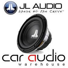 JL Audio 10w0v3-4 10 Inch 25cm 300 Watts 4 ohm Car Sub Subwoofer