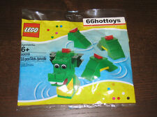 LEGO 40019 Exclusive Rare-Brickley The-Sea-Serpent Dragon NEW