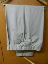 "Mens Pants Size 40"" Waist x 29.5 Light Tan Brooks Brothers Stretch Cotton MP201"