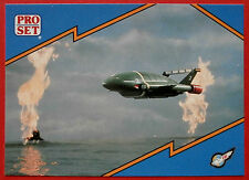 Thunderbirds PRO SET - Card #026 - Thunderbird 2 at Danger Zone - Pro Set 1992