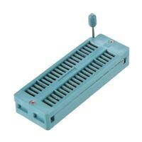 Universal 40-Pin ZIF DIP IC Test Board Socket Z4C5