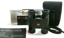 Leica Trinovid 8X20 BCA Binoculars with case, boxed MINT #37934