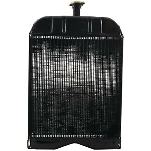 Radiator For Ford/ Holland 2N, 8N X-8N8005ECON Tractors; 1106-6300