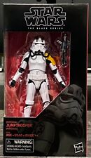 "HASBRO STAR WARS BLACK SERIES 6"" IMPERIAL JUMPTROOPER Action Figure Exclusive"