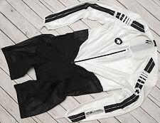 ASSOS CS.STRADALE UNO - genuine long sleeve speed suit SKINSUIT - TIR (wide XLG)