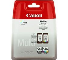 1x CARTUCCE INCHIOSTRO pg-545 XL per CANON mg2550 mg2555 mg2950 mx494 mx495 BLACK