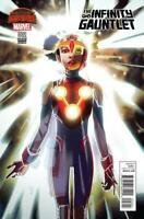 Infinity Gauntlet #2 (Vol 2) 1:25 Variant by Jake Forbes