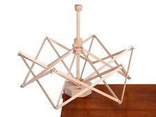 Wooden Umbrella Swift for winding skein or hanks