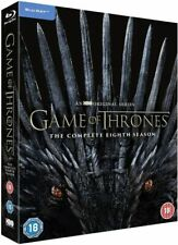 Game of Thrones: Season 8 (Blu-ray, 2019) Brand New Ships Today