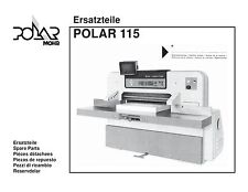 Polar 115 EMC Parts  manual (115)