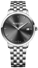 RAYMOND WEIL Toccata Grey Dial Steel Bracelet Men Watch 5588ST60001