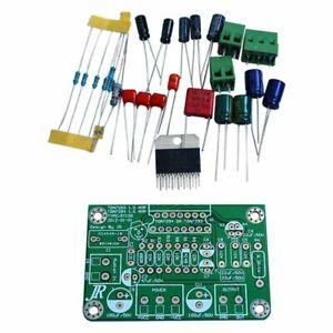 1X(TDA7294 80W 100W Mono Audio AMP Amplifier Board DC30V-40V Kits Fit for