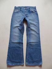 LEE Denver Schlag Jeans Hose, W 32 /L 30, RAR ! Flare Leg Vintage Denim, KULT !