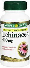 Natures Bounty Echinacea 400 mg Capsules 100 ea