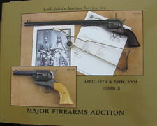 LITTLE JOHN'S Major Firearms- Session III Hoggson engraved Henry rifle