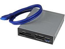 StarTech 35FCREADBU3 USB 3.0 Internal Multi-Card Reader with UHS-II Support