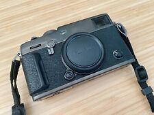 Fujifilm X-Pro3 26.1 MP Mirrorless Interchangeable Lens Camera - Black