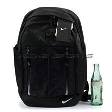 Nike Female Auralux Backpack & Bookbag 2016 Casual Sports Black/White BA5241-010