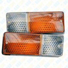 Sidelight Set For Lada 2121, 213, 214, 2106, 2103 (Orange)