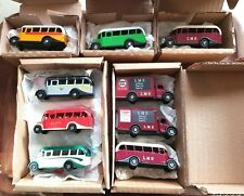 HUGE LOT OXFORD DIECAST BEDFORD OB BUS VAN TRUCK LMS SET WELSH LINES VALETTA