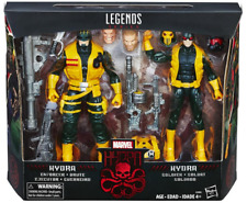 MARVEL LEGENDS HYDRA SOLDIERS 2 PACK SET EXCLUSIVE ACTION FIGURE