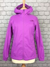 THE NORTH FACE LADIES UK XS QUEST JACKET RASPBERRY ROSE COAT DRYVENT £95