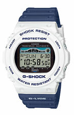 Casio G-shock GWX5700SS-7 G-Lide Solar Atomic Radio Moon Tide Watch