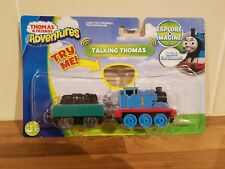 Thomas & Friends Adventures Talking Engine with lights  Thomas Metal Train  new