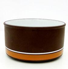 Vintage Retro 1970s Hornsea Pottery Contour Bowl Dish