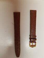 Cinturino originale gucci 16 mm nuovo con fibbia originale