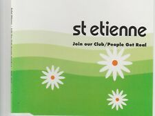 St. Etienne- Join Our Club UK cd single.