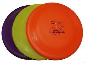 HyperFlite Z-Disc Fang Disc Series - Bite Resistant UpDog Frisbee - 3 Options