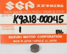 1 NEW Genuine Yamaha RM-Z 250 Tappet 3.050 Shim OEM PArt K9218-00045 NOS Factory