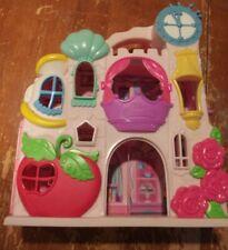 Disney Princess Little Kingdom Play 'n Carry Castle Playset Royal Dollhouse