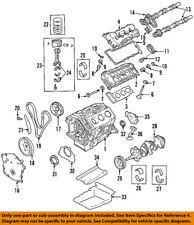 CHRYSLER OEM-Engine Connecting Rod Bearing 68000512AB