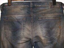 DIESEL THAVAR slim skinny fit jeans 0814 M W34 L30 (3268)