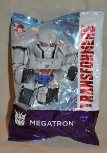 2019 Wendys Kids Meal Transformers Figures Megatron - NEW