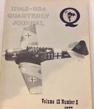IPMS Quarterly Magazine Short Skyvan Ford Tank Vol.13 No.2 1977 072917nonrh