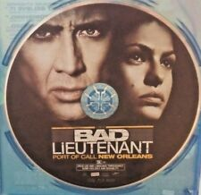 Bad Lieutenant: Port of Call New Orleans (DVD Disc, 2010) Disc Only! No case.